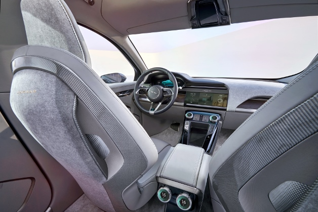 Jaguar раскрыл дату премьеры модели I-Pace 3