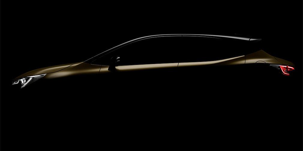 Toyota представит в Женеве новый Auris 1