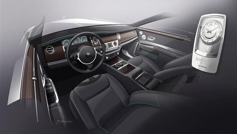«Роскошь зашкаливает»: Rolls-Royce выпустит 35 кроссоверов, отделанных серебром 2