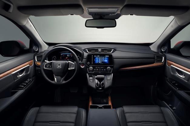 Honda рассекретила европейские спецификации нового CR-V 4