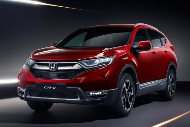 Honda рассекретила европейские спецификации нового CR-V 2