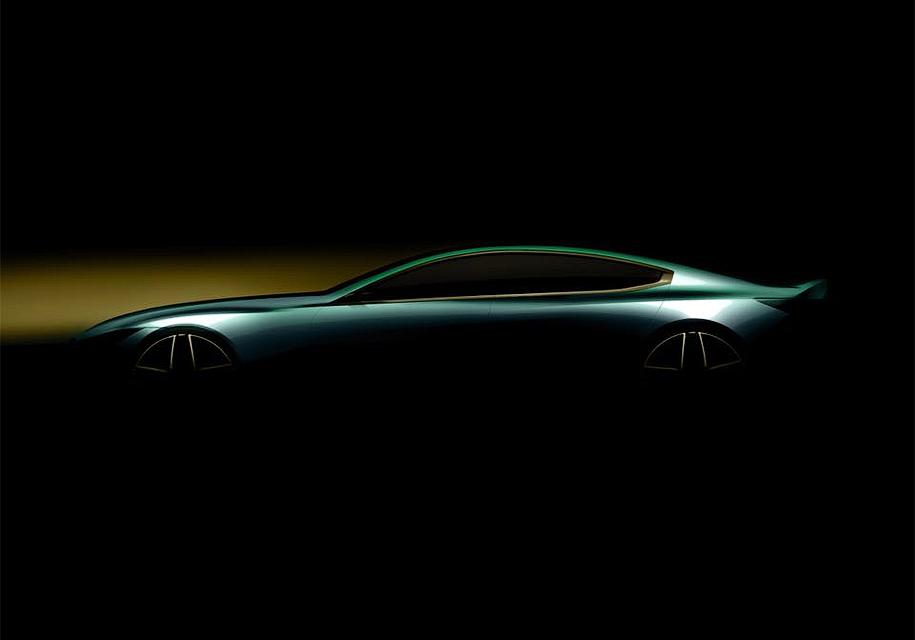 BMW анонсировала премьеру еще одного представителя 8-й Серии 1