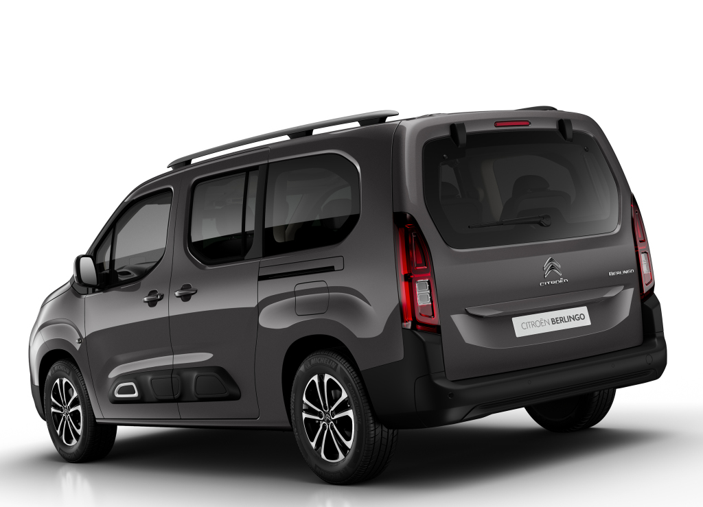 Новый Citroen Berlingo стал «сильнее» 1
