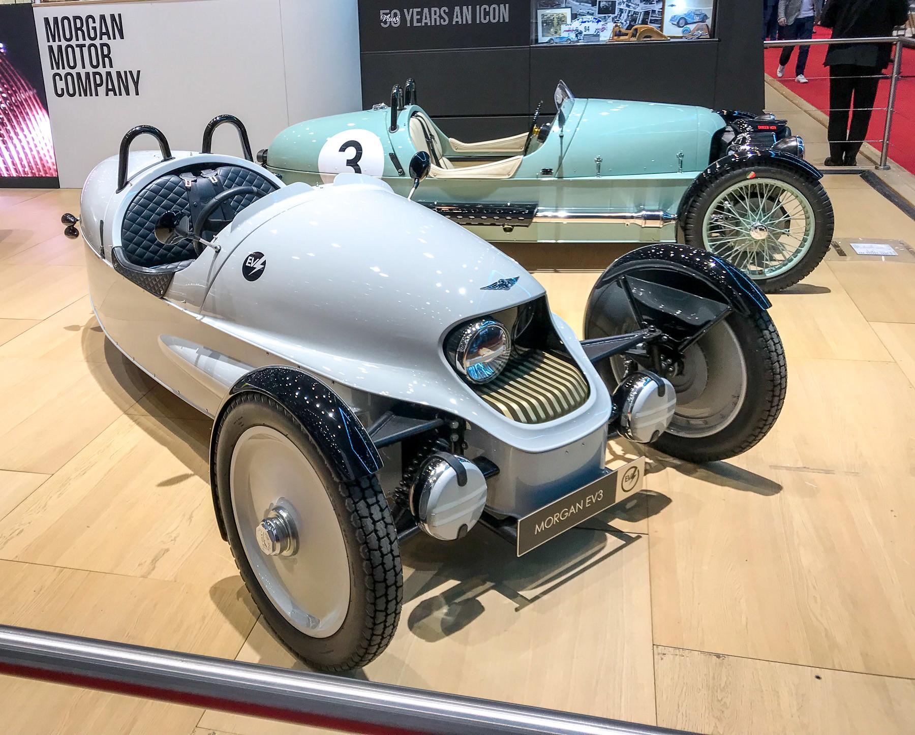 Самые необычные автомобили Женевского автосалона 2