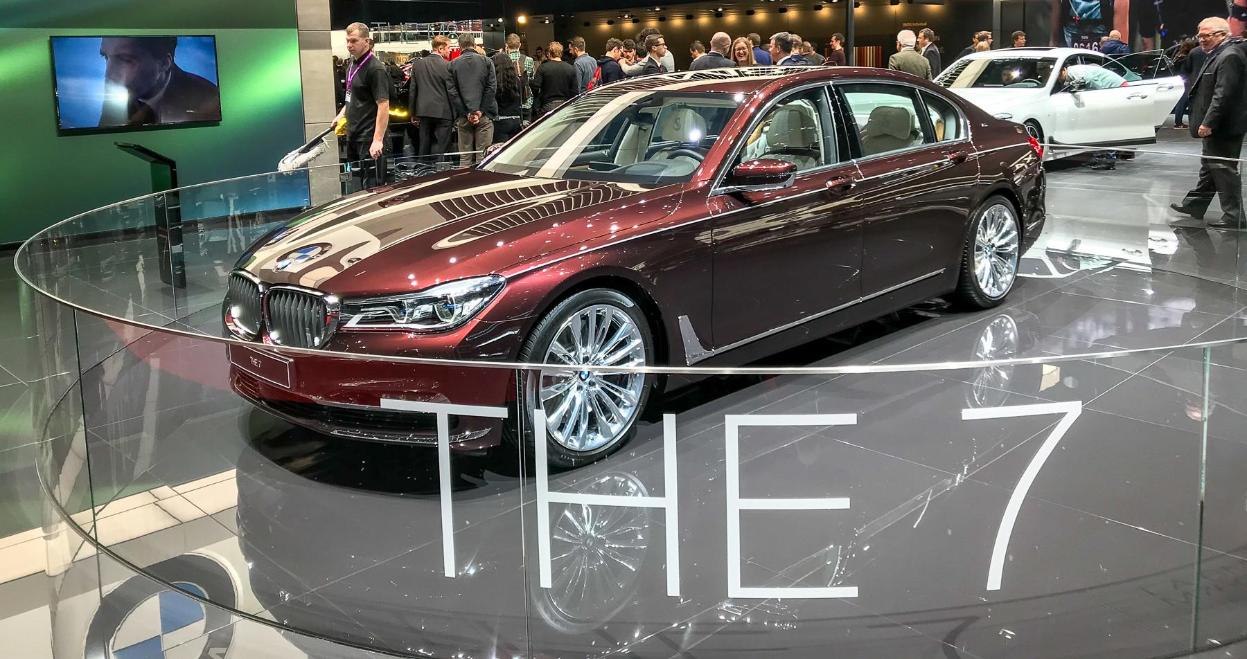 BMW переименует роскошные «семерки» 1