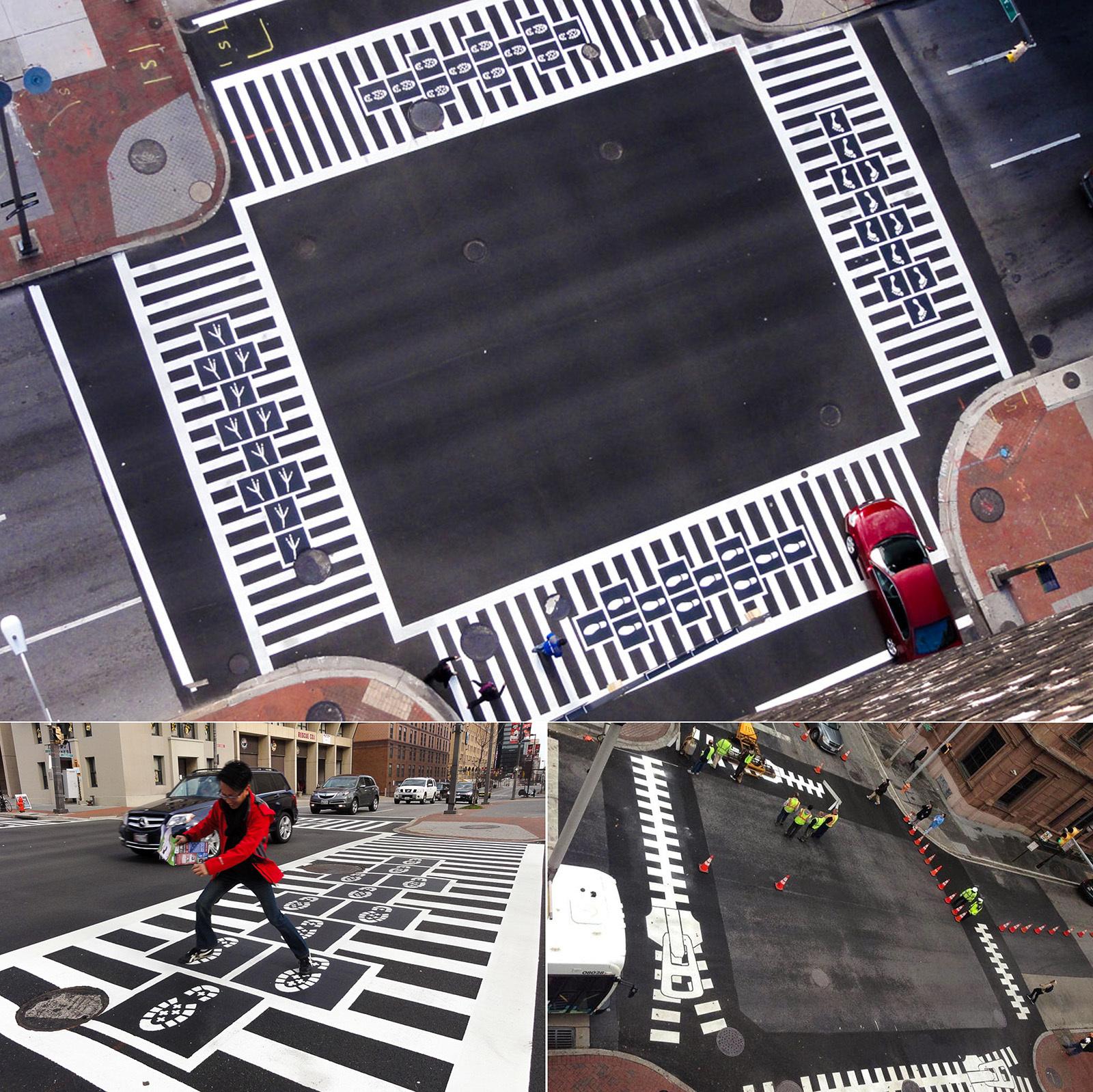 Самые яркие пешеходные переходы 3