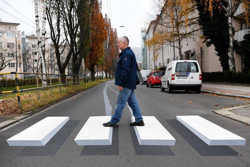 Самые яркие пешеходные переходы 2