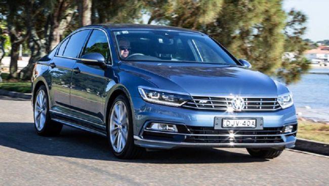 Volkswagen обновит Passat 1