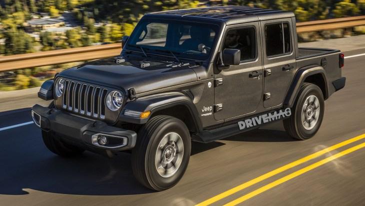 Когда новый Jeep Wrangler поступит в продажу 1