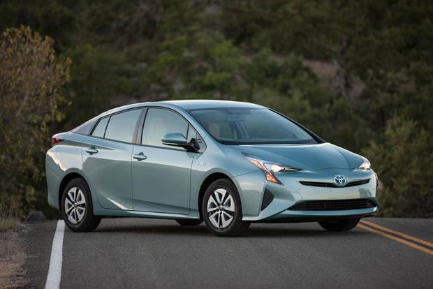 Пять самых экономичных автомобилей из Японии 1