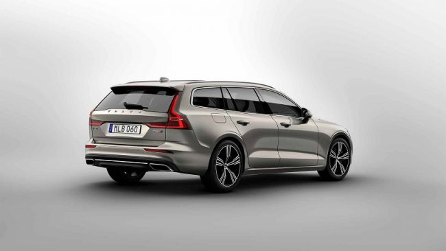 Volvo привезет в Нью-Йорк две новинки 3