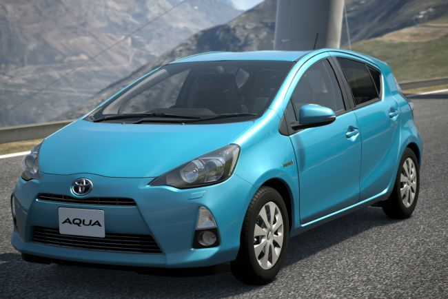 Пять самых экономичных автомобилей из Японии 2