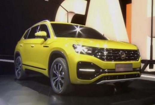 Volkswagen презентовал сразу пять новых кроссоверов 1