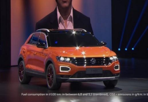 Volkswagen презентовал сразу пять новых кроссоверов 3