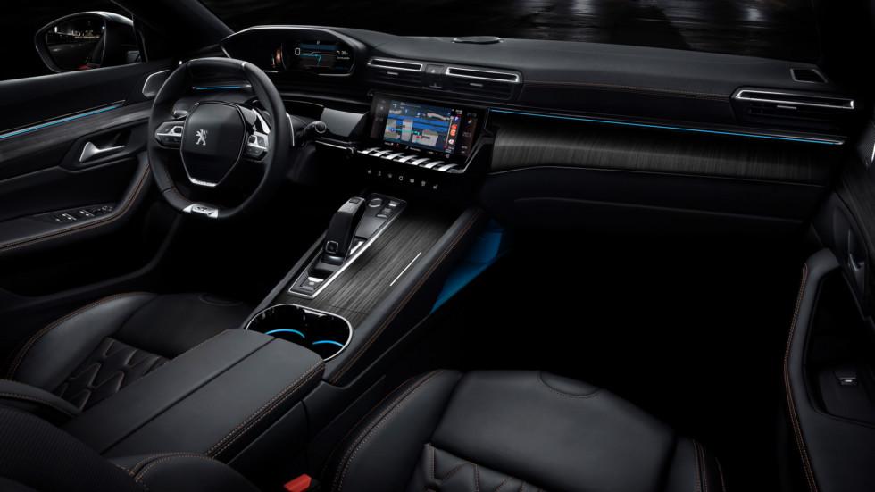 Новый Peugeot 508 обзавелся «заряженной» версией 3