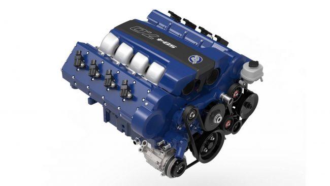 Самый современный автомобильный двигатель выставили на продажу 1