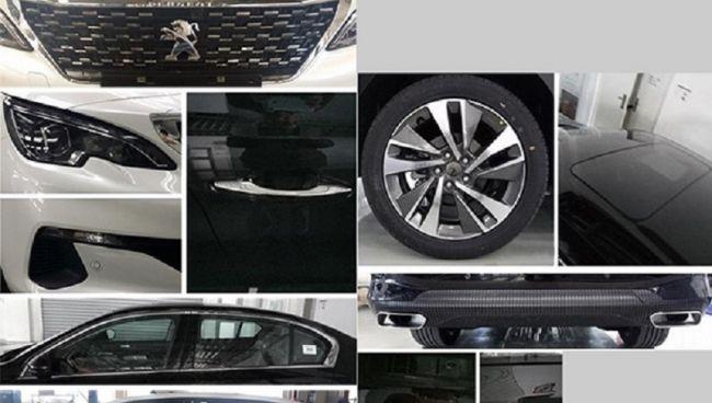 Peugeot рассекретил рестайлинговый седан 408 2