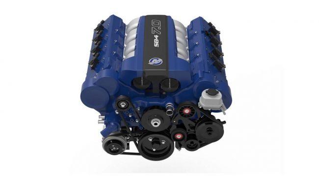 Самый современный автомобильный двигатель выставили на продажу 2