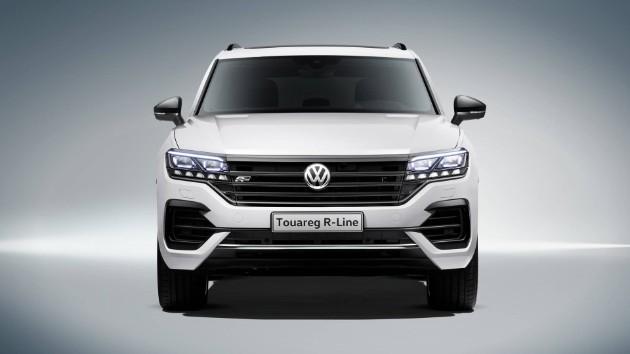 Volkswagen официально презентовал новый Touareg 1