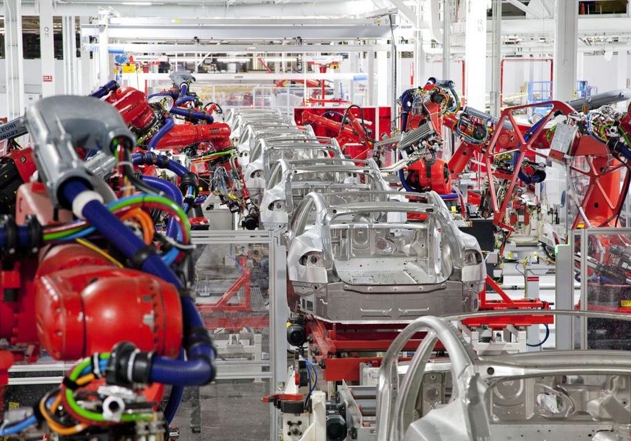 Практически половина запчастей Tesla Model 3 оказалась бракованной 1