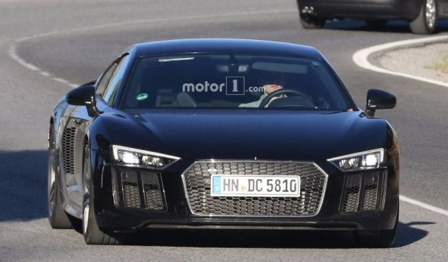 В Audi рассказали о новом шикарном R8 1