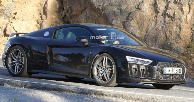 В Audi рассказали о новом шикарном R8 2