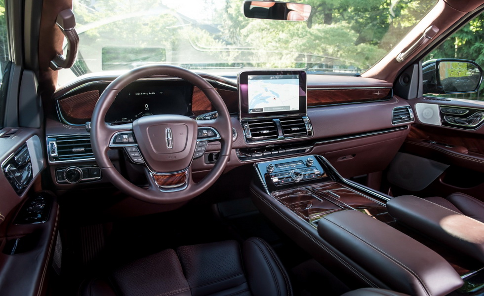 Lincoln Navigator получил 600-сильную версию от Hennessy 3