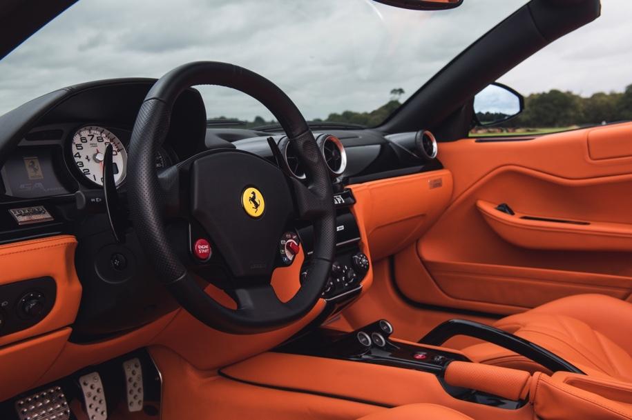Дважды уникальный Ferrari пустят с молотка 3