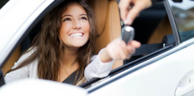 Как женщины выбирают автомобиль 2