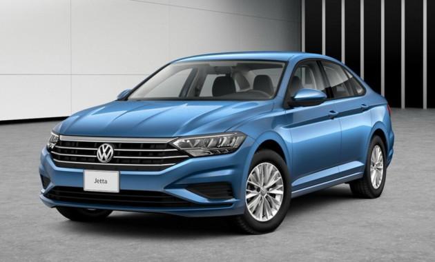 Новый Volkswagen Jetta готов покорять авторынок 1