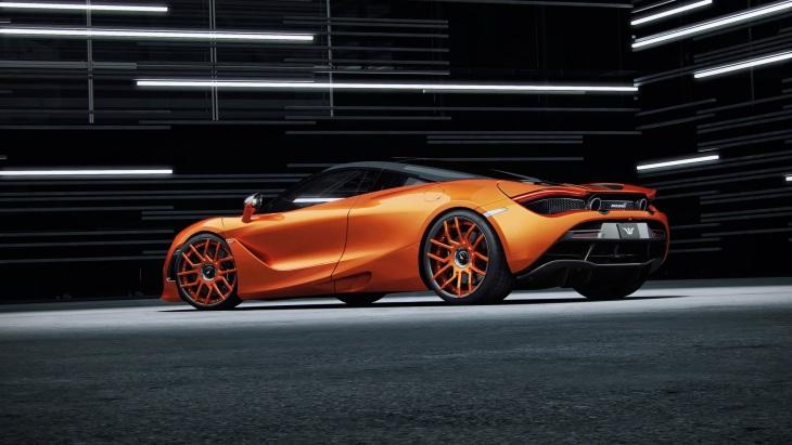 Купе McLaren 720S стало мощнее и стильнее 3