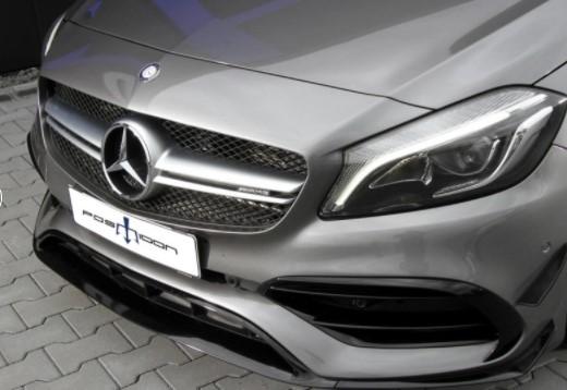 Mercedes-AMG A45 получил 558-сильный мотор — в разделе «Звук и тюнинг» на сайте AvtoBlog.ua