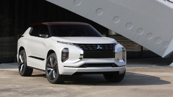 Новый Outlander будет построен на платформе Renault-Nissan 1