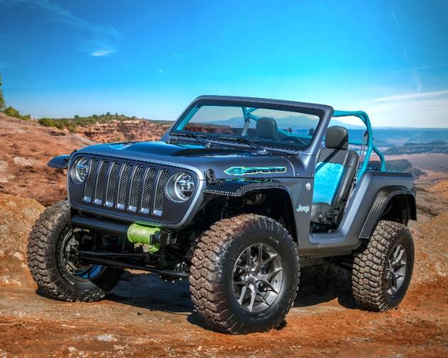 Jeep презентовал семь пасхальных концептов 1