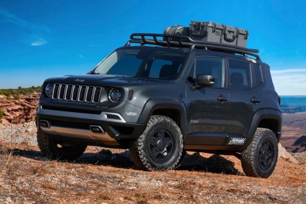 Jeep презентовал семь пасхальных концептов 3