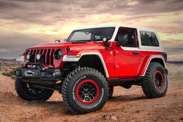 Jeep презентовал семь пасхальных концептов 6