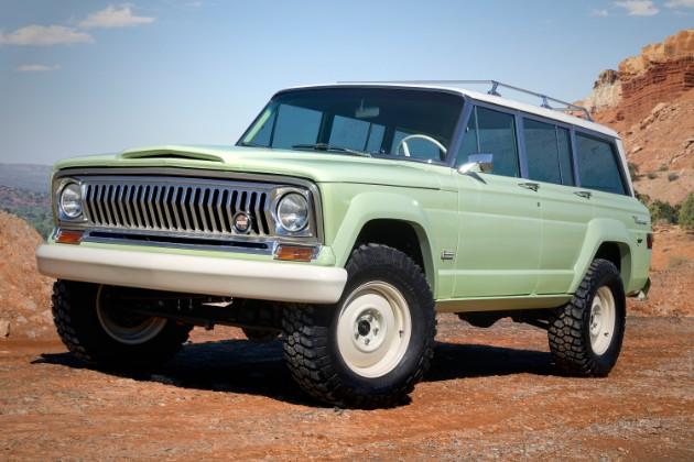 Jeep презентовал семь пасхальных концептов 4