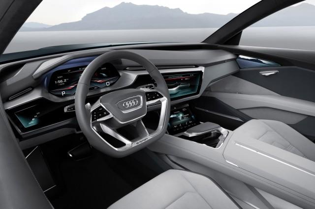 Audi работает над четырехдверным электрическим GT 3