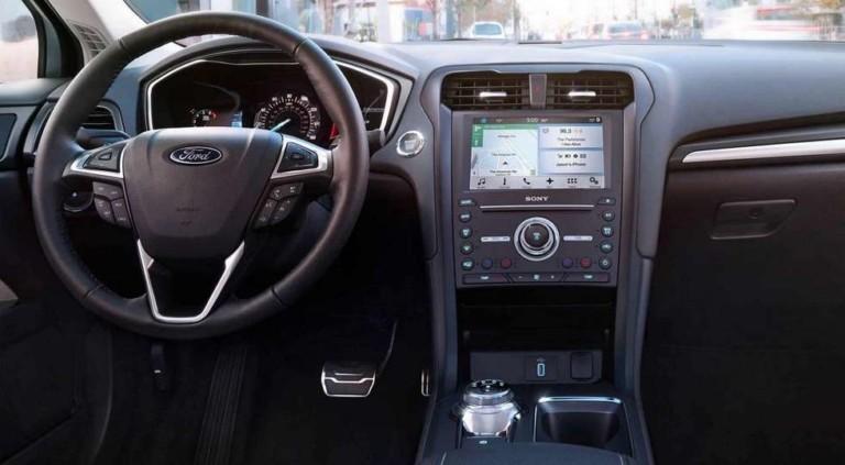 Ford повторно обновил Mondeo 2