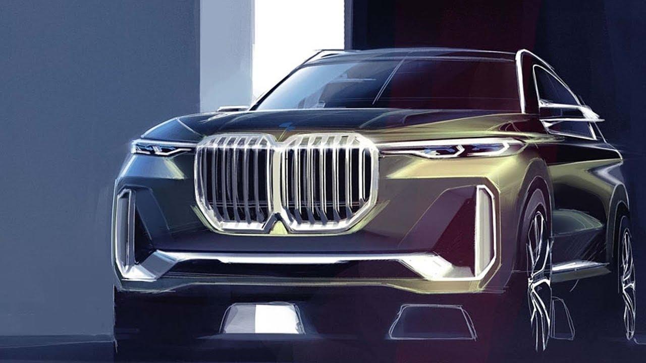BMW может выпустить внедорожник X8 1
