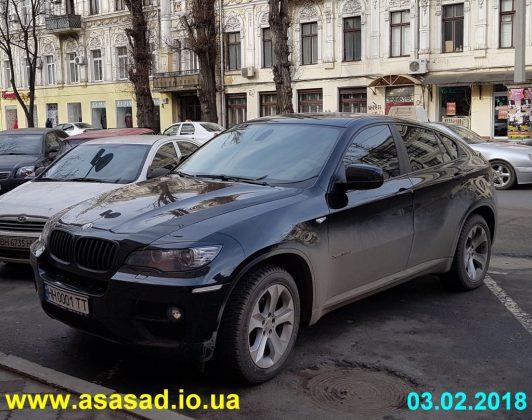 В Украине все чаще замечаются новые автомобильные номера 3