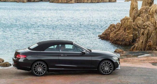 Mercedes-Benz презентует новинки C-класса 2