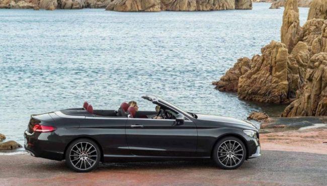 Mercedes-Benz презентует новинки C-класса 3