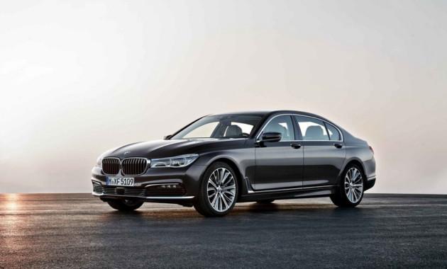 BMW временно перестанет выпускать бензиновые версии 7 Series 1