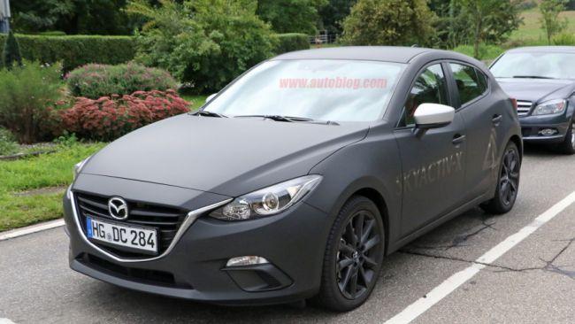 Mazda разработала сверхэкономичный мотор 1