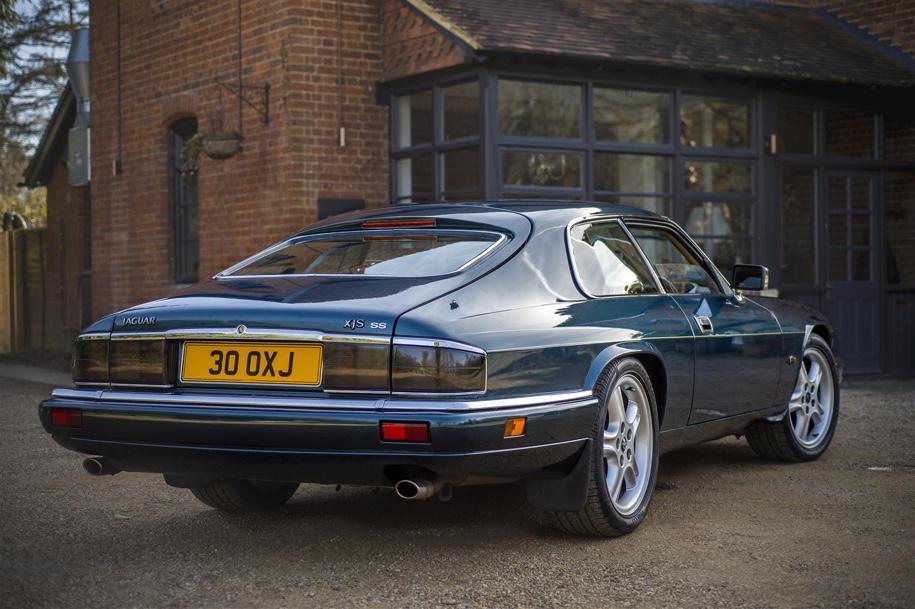 «Нелегальный» хетчбэк Jaguar выставили на торги 1