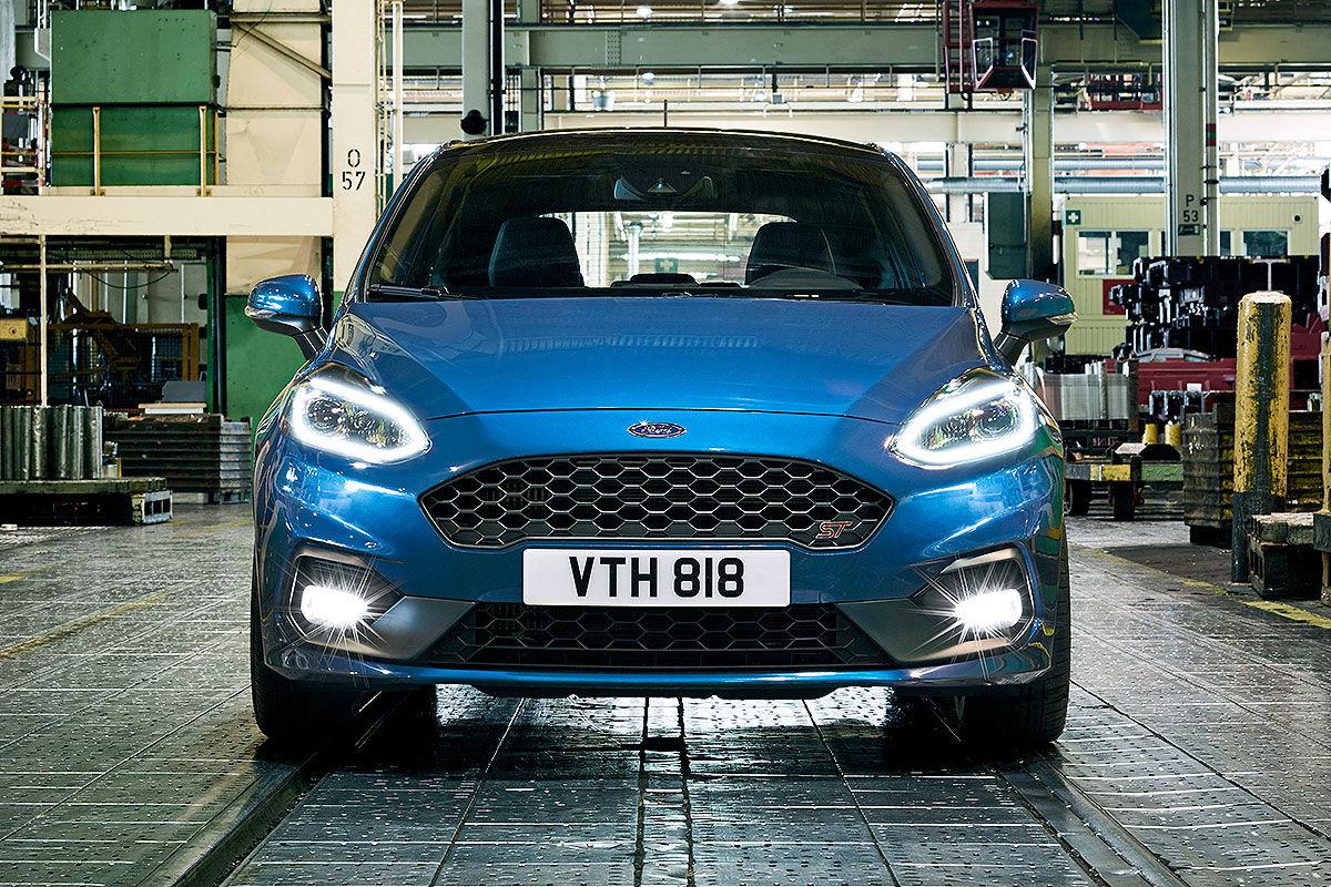 «Зубастый малыш»: тест-драйв Ford Fiesta ST 1