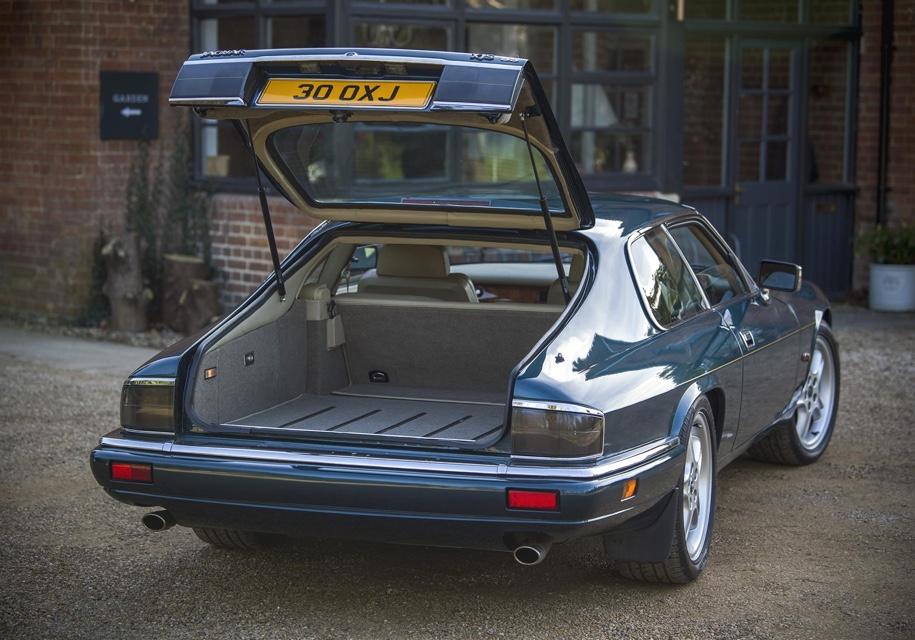 «Нелегальный» хетчбэк Jaguar выставили на торги 2