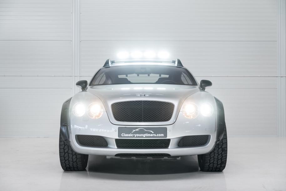 Голландцы продают Bentley Continental GT для бездорожья 1