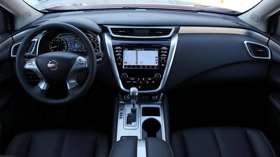 Обновленный Nissan Murano может быть представлен в этом году 1